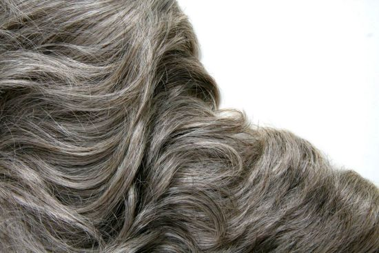 prevent premature hair graying