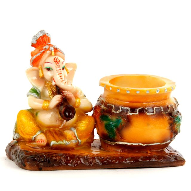 lord ganesha beautiful statue images