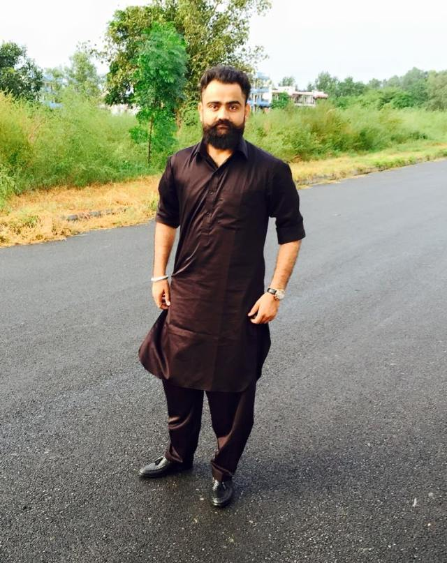 black kurta pajama designs