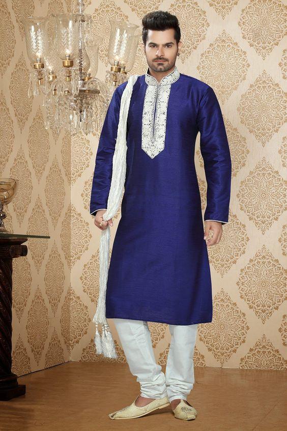wedding wear kurta pajama designs
