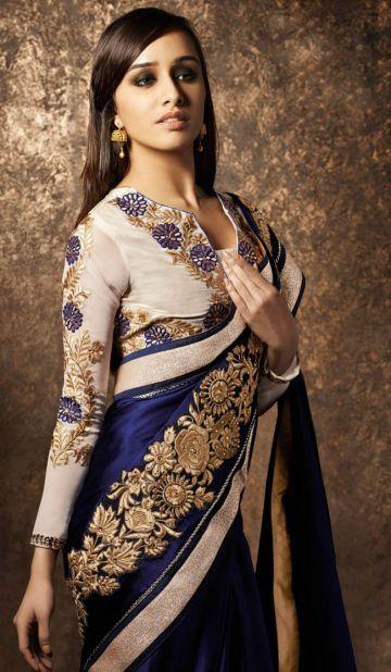 long sleeve blouse designs