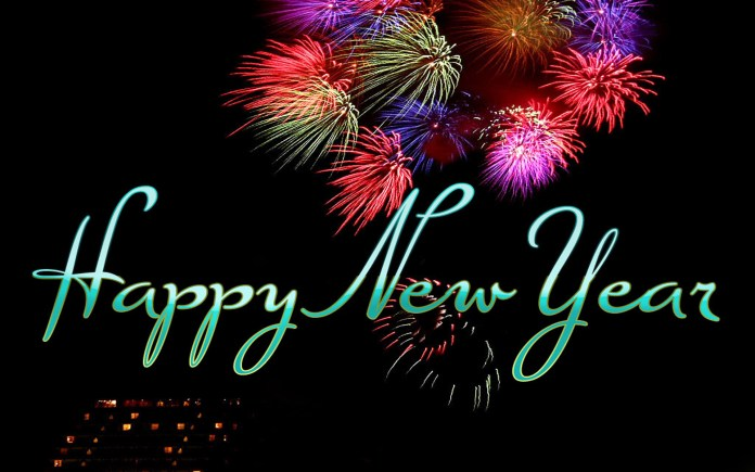 happy new year glitters images
