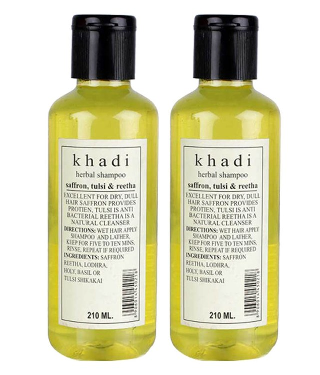 herbal shampoo brand in India
