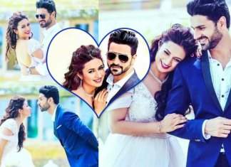 divyanka tripathi pre wedding shoot ideas