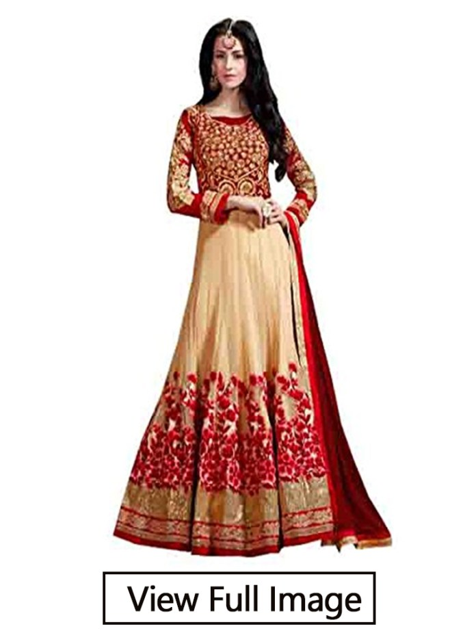 heavy embroided suit design