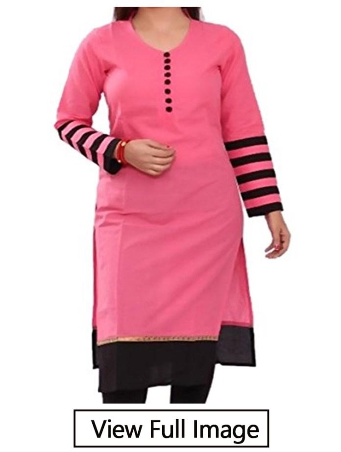 cotton simple kurti