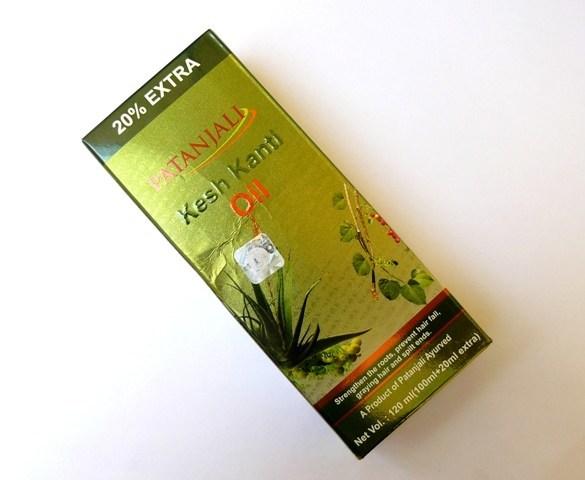 ayurveda hair oil