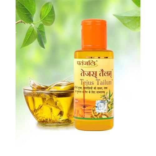 patanjali ayurveda hair oil