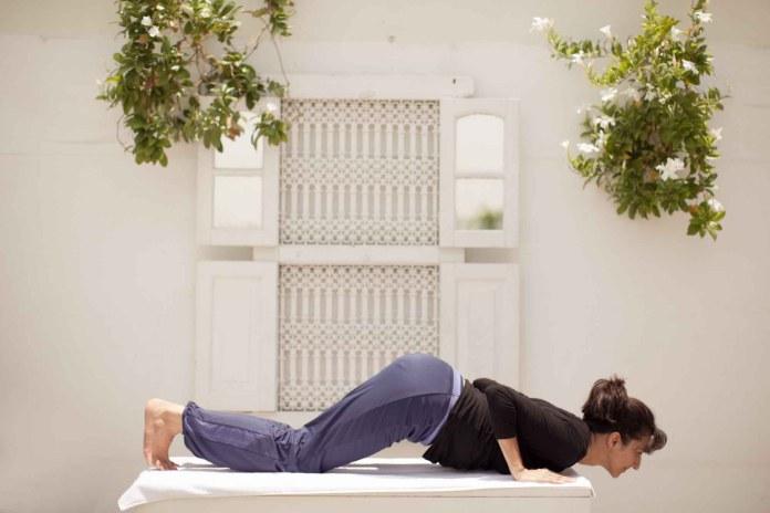 surya namaskar steps for weight loss