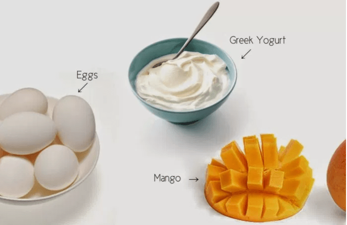 mango benefits for hair