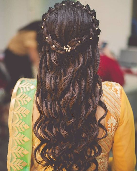 tiara braid waterfall   HappyShappy - India's Best Ideas ...