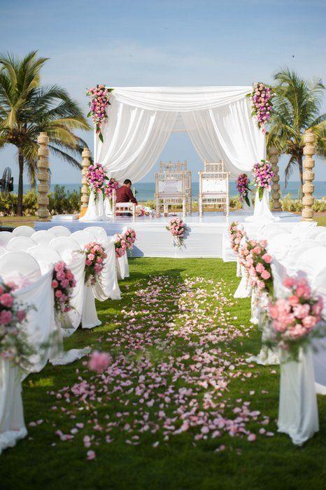 Latest Indian Wedding Decoration Theme Ideas & Best Wedding Stage Decoration Idea For Indian Weddings