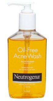 best face wash for acne and pimples