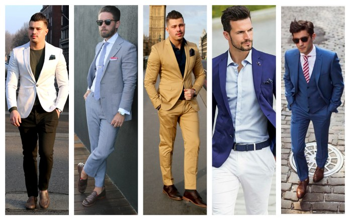 Cocktail Suits For Groom