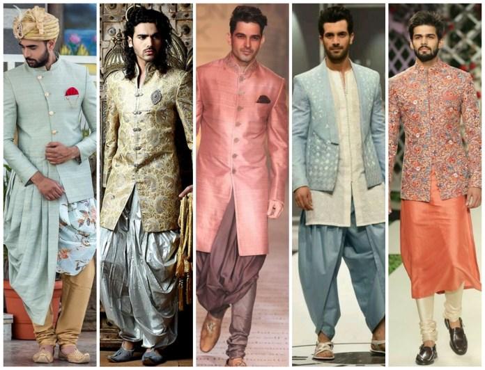 Indo-Western Dresses For Groom