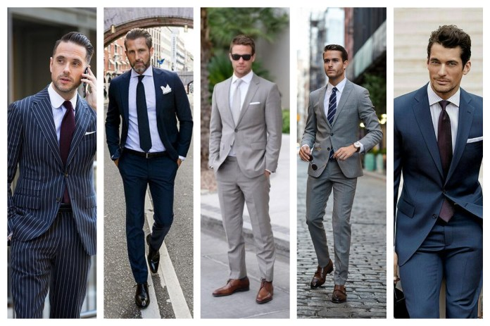 Two-Piece Suit For Men