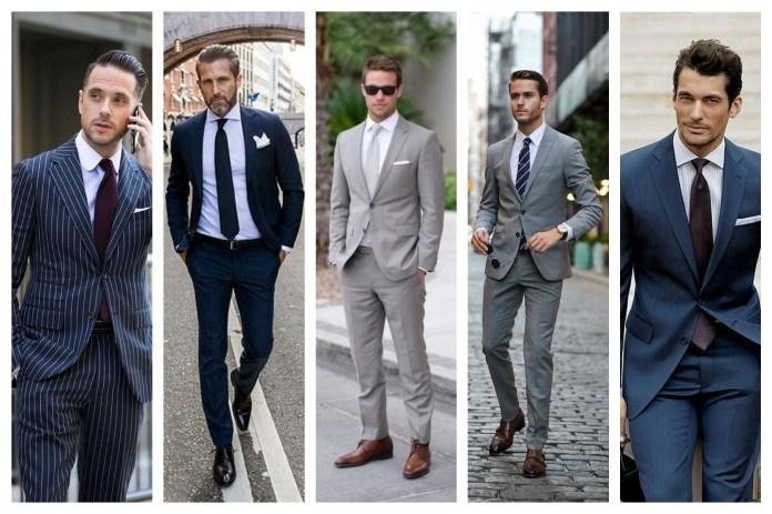Two-Piece Suit For Men