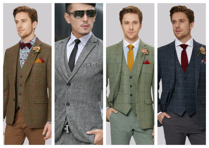 Winter Wedding Suits For Groom