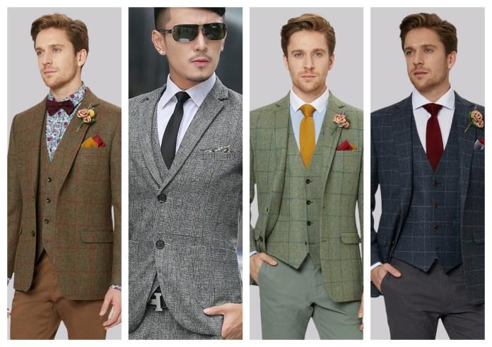 Winter Wedding Suits For Groom