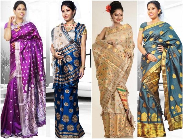 Assam Silk Saree Online
