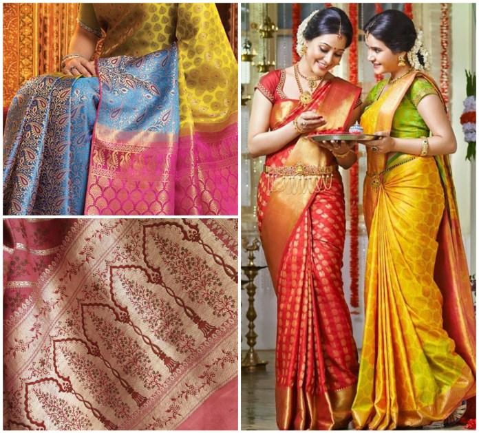 Banarasi Silk Tanchoi Saree