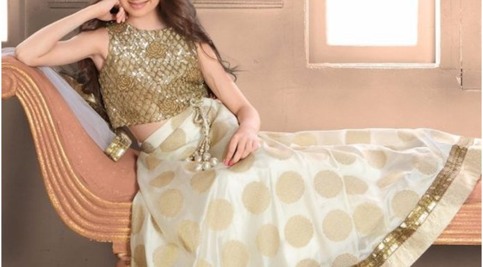 Lehenga Choli For Kids Online