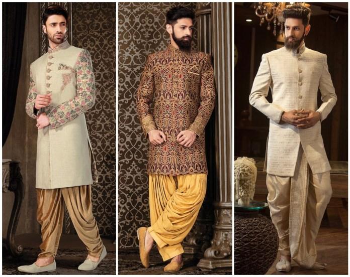 Silk Indo Western