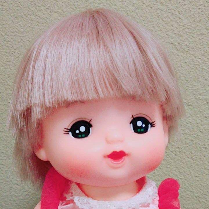 髪の毛 メル ちゃん