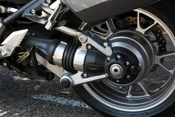 Motorcycle Chain Drive Vs Belt