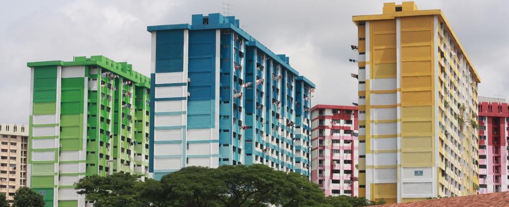 Apartments near Little India, Singapore