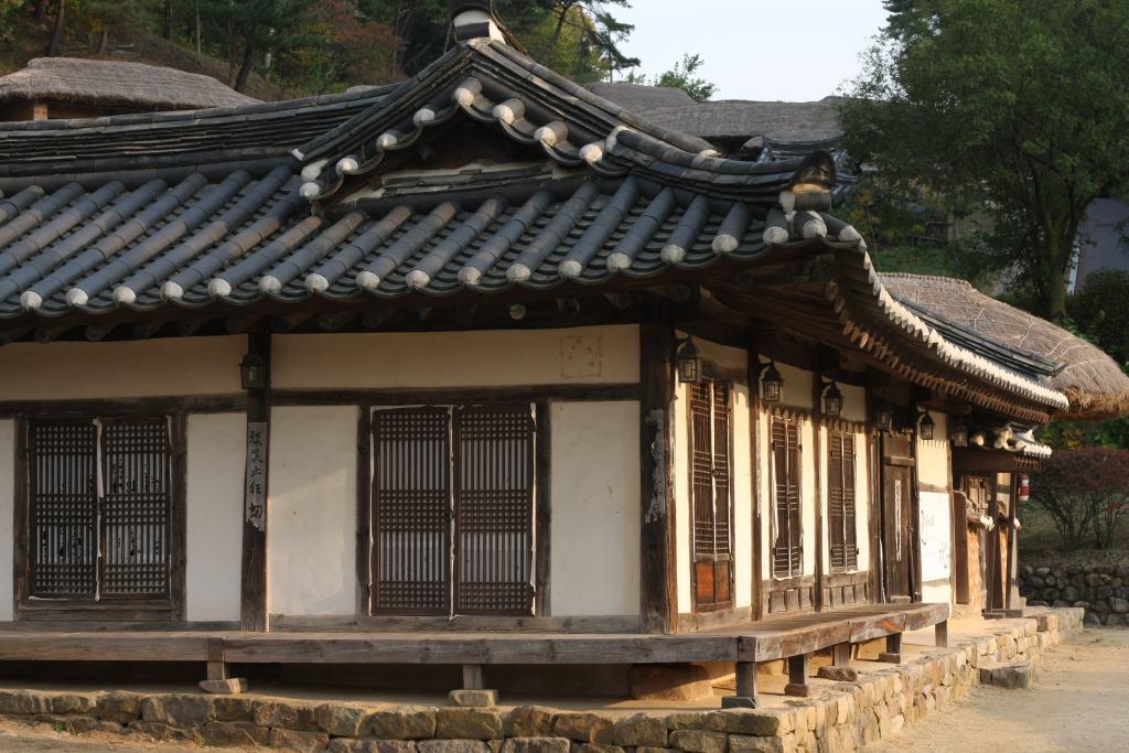 Korean hanuk