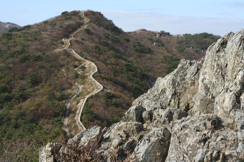 Geumjeongsanseong Fortress 금정산성