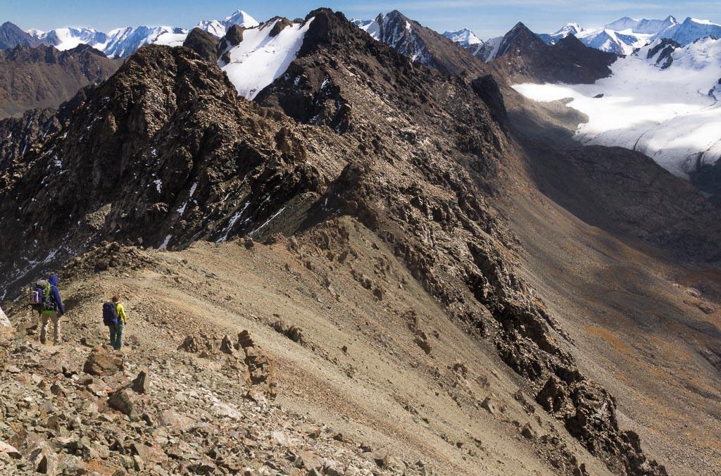 Ala Kul pass, Kyrgyzstan