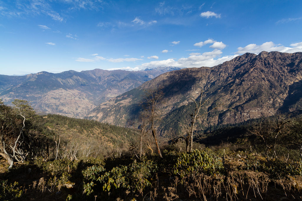 Nepal's Middle Hills