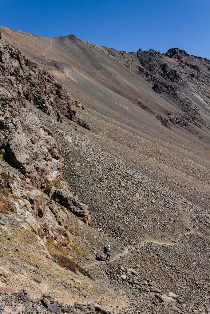 The Ala Kul pass