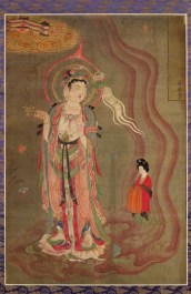 dunhuang%20painting%20on%20silk%20mid-tang