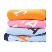 Baby Fleece Blankets & Throws