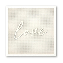 Personalized Magnet Board - Love