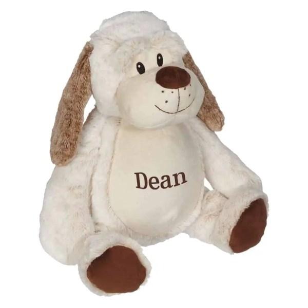 Personalized Stuffed Animal - Dog