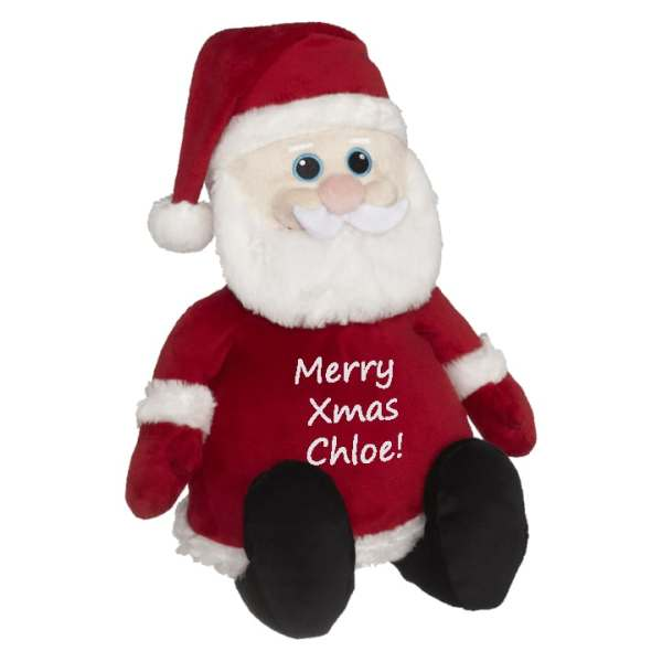 Personalized Santa