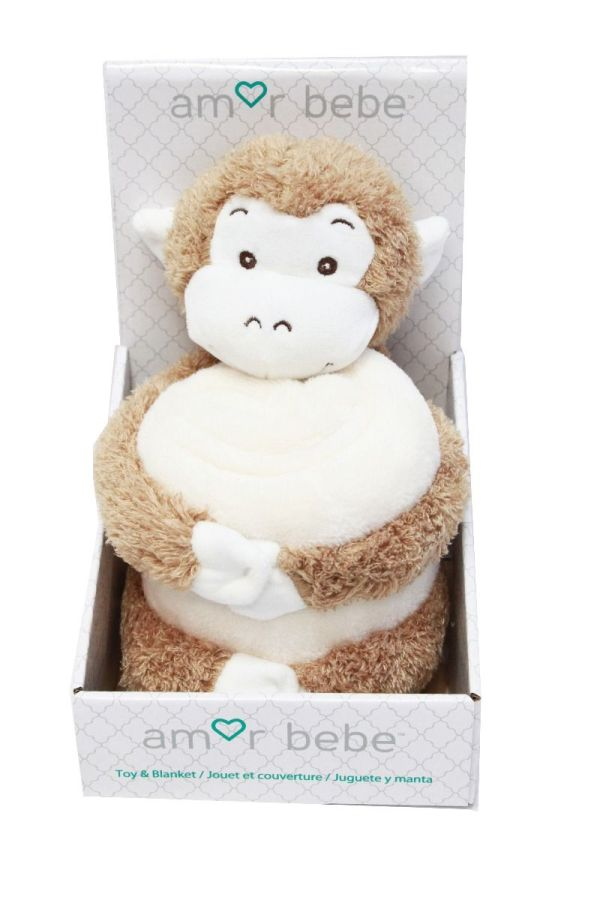 Monkey Gift Set of 2