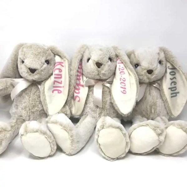 Pesronalized Bunny Samples