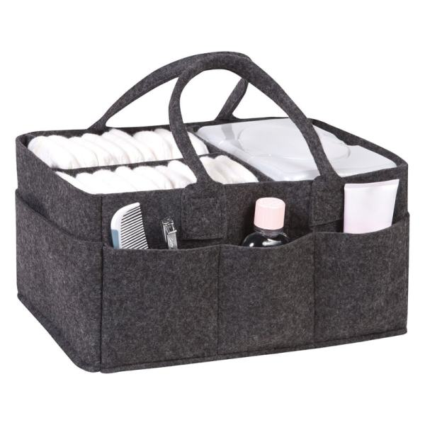 Personalized Caddy - Dark Charcoal