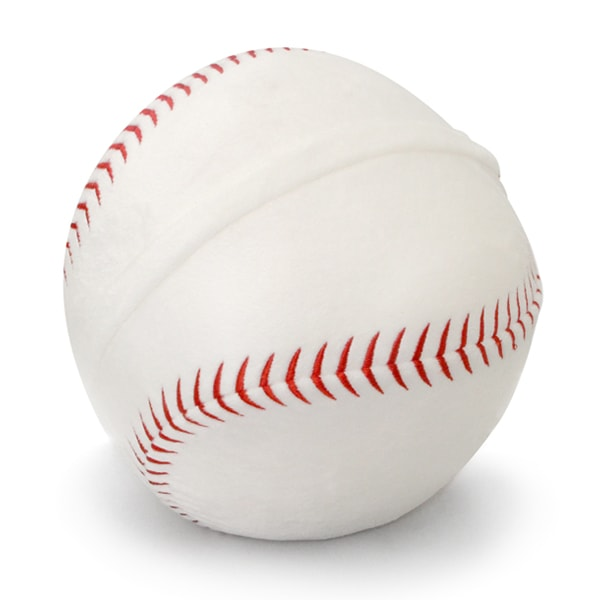 Personalized Plush Baseball