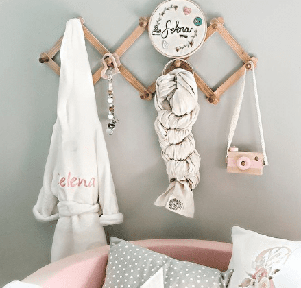 Personalized Baby Robe