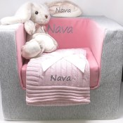 Personalized Gift Basket - Girl