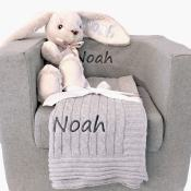 Best Gift I Ever Received - Unisex Baby Gift Basket