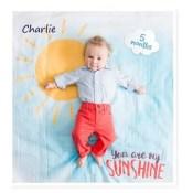 LuluJo Milestone My First Years - You Are My Sunshine