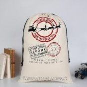 PERSONALIZED CHRISTMAS SACKS & BAGS