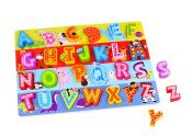 Tooky Toy - Chunky Alphabet Puzzle